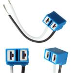 H7 Scheinwerferlampe Steckdose Cceramic Lampensockelart Autolampenfassung Autobeleuchtung