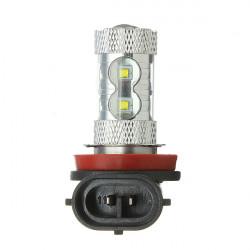 H8 12 Cree XB-D LED SMD High Power Headlight Fog Driving Light Bulb