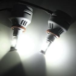 H8 H9 H11 20W Cree-XML 2 LED SMD Car Fog Headlight Light Bulb Xenon White