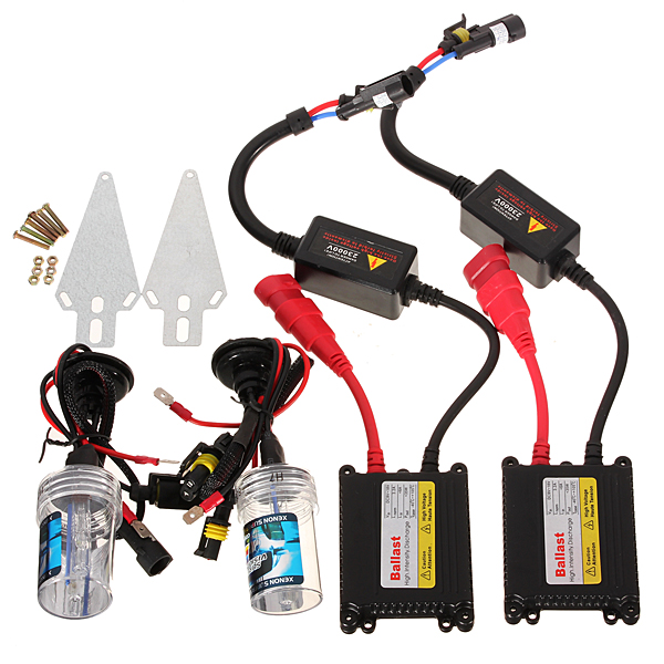 HI H7 35W Car HID Kit Xenon Lamps Ballasts Set for Car Headlights Car Lights