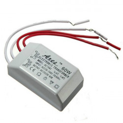 Halogen LED Lampe Elektronisk Transformer Power Supply Driver Adapter
