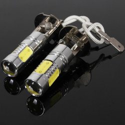Hallo Energie 360 ​​° H3 CREE LED COB Auto Nebel Tag Lampen Birnen Scheinwerfer 12V