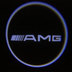 LED High Definition Licht Super Cool Türlampe willkommenes Licht für AMG