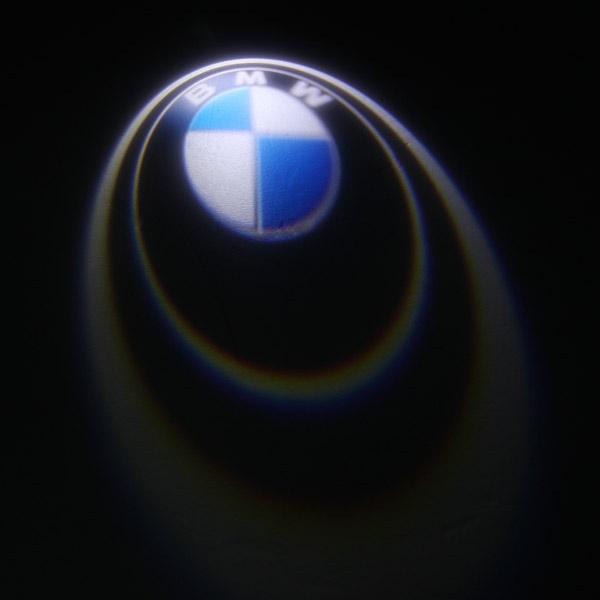 LED High Definition Licht Super Cool Türlampe willkommenes Licht für BMW Autobeleuchtung