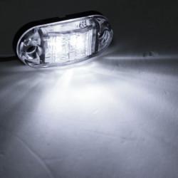 Led Sid Marker Ljus Bil Trailers RV Utförsäljning Lampa E-märkt DOT