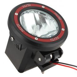 Par 55W HID Xenon Arbete Spot Ljus 12V 6000K SUV Bil ATV Lampa