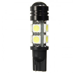 Pure White T10 5050 8SMD 3W Led Bulb for Wide-usage 6000-8000 K