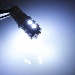 T10 194 1210/3528 10 SMD LED Auto Seiten Glühlampe Lampen Weiß