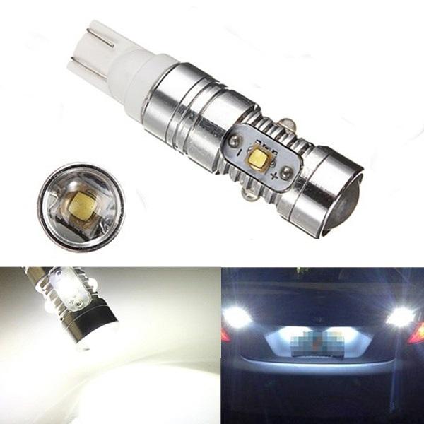 T10 25W LED Car Backup Reverse Side Mark Light Bulbs Car Lights