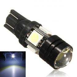 T10 4SMD Cree LED Bulb Lamp Xenon White 12V License Plate Light