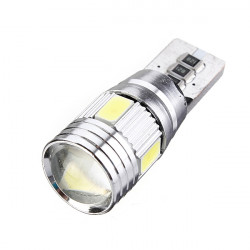 T10 501 194 W5W 5630 LED 6 SMD Canbus Error Free Car Side Wedge Light