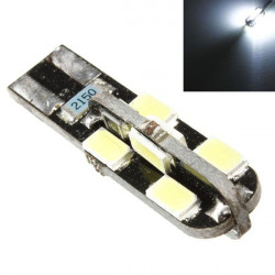 T10 Canbus 168 194 2825 W5W 12 LED 5630 SMD Bulb White 250LM