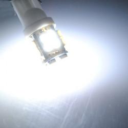 T10 W5W 194 Bil Vit 20 SMD LED Sid Ljus Bulb 12V