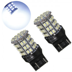 T20 7443 64 LED SMD 7440 3157 Lampen Birnen Unterstützungsrück 12V