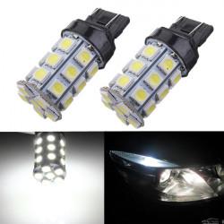 T20 7443 7440 5050 SMD LED Bromsljus Positionsljus Bakljus Bulb 12V