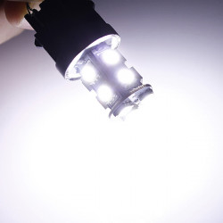 T25 3157 Hellweiß 13 LED 5050 SMD Auto Endendstück Schalten Glühlampe