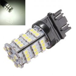 T25 3157 Weiß 54 SMD 3528 LED Brems Endendstück DRL Signal Bulb