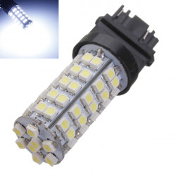 T25 68-SMD Pure Vit 3157 Broms Backljus Bromsljus LED-lampa