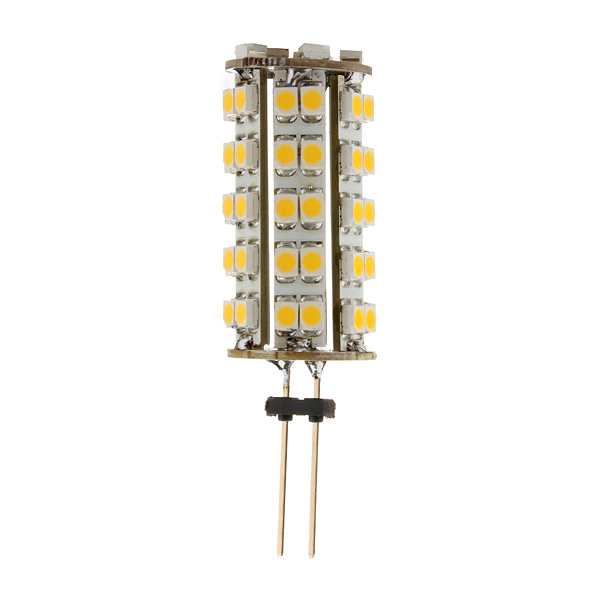 Warm white G4 1210 68 SMD Car LED Light lighting Lamp Bulb DC 12V New Car Lights