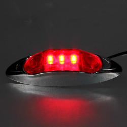 Wasserdicht 12V LED Seitenmarkierungs / Umrissleuchte für LKW / Anhänger
