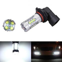 Weiß 9005 HB3 80W LED Cree Projektor Nebel Lampen Birnen Scheinwerfer DRL