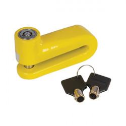 10mm Motorcycle Bicycle Safety Anti-theft Brake Rotor Lock