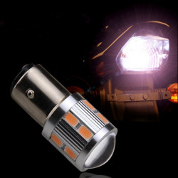12V 4W Motorcycle Scooter Cree LED Strobe Flashing Tail Light