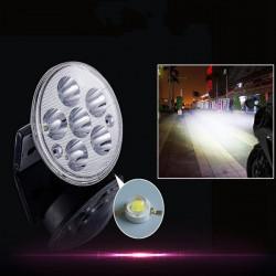18W 6500K 30000LM Weiß Motorrad Roller LED Scheinwerfer Lampen