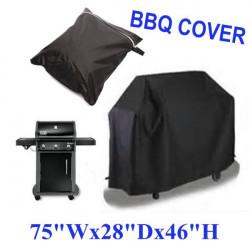 190x71x117cm Grill BBQ Grill im Freien Staub wasserdichte Abdeckung