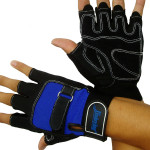 205-1 Male Wrist Support Fitness Gloves Resistant Sports Gloves Motorcycle