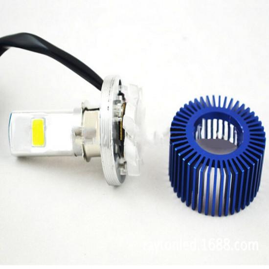 20W H4 H4R1 H6 PH7 PH8 Motorcycle Hi/Lo Beam LED Headlight Lamp 2021