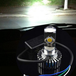 20W Motorcykel LED Lyser Super Lyse Forlygtepærerpærer 12V-85V