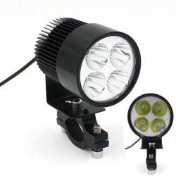 20W Universal Motorrad Ebike LED modifizierte Scheinwerfer Lampe für Osram