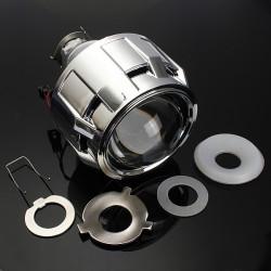 2,5 Tums Motor Bi-xenon HID Projektor Angle Eye Halo Lens Strålkastare