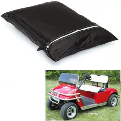 2 Passenger Golf Cart Kart Waterproof Cover For Yamaha EZGO Club Car