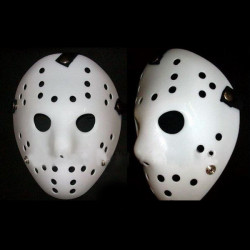 2stk Halloween Karneval Partei Maskerade Killer Maske
