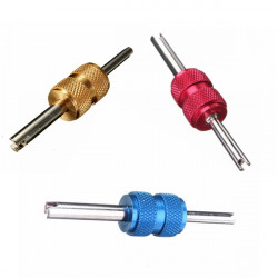 2 Sides Universal Valve Core Installer Remover Tool R12 R22 R134