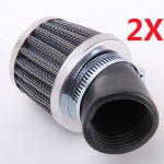 2X 45° Filter XL70C T70 ATC70 SL70 C70 CL70 Passport Motorcykel / MC