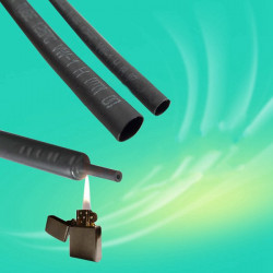 2mm 3mm 4mm 5mm KHXC 1M Insulation Heat Shrink Tubing