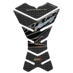2pcs Motorcyle Carbon Fuel Tank Pad Cover