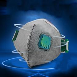 5pcs PM2.5 Anti-fog and Haze Antivirus Activated Carbon Mask