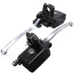 7/8inch 14mm Motorcycle Brake Clutch Lever Master Cylinder