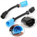 9007-H13 Headlight Conversion Wire Harness Plug Pigtail Connector For Ford Motorcycle