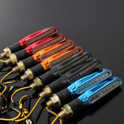 9 Lysdioder Universal Motorcykel Blinkers Lampa