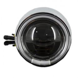 ABI Motorcykel Lens HID Ljus 12V Motorcykel Strålkastare Aluminiumlegering
