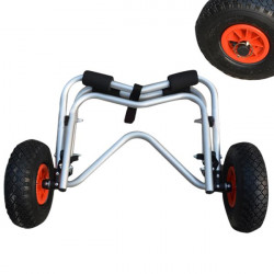 Boat Kayak Canoe Carrier Dolly Trailer