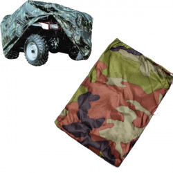 Camouflage Beach Motorcycle Atv Sunproof Waterproof Protective Cover