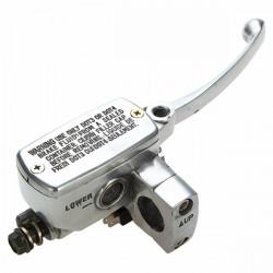 Chrome Adjustable Front Brake Master Cylinder for 92-98 Honda CB400