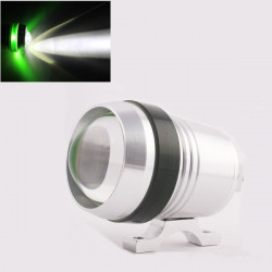 Cree U5 LED Motorcycle Strobe Driving Light With High Low Beam