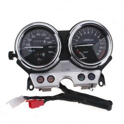 Dubbla CB Vägmätare Varvräknare Meter Församlingen för Honda CB400 92 94